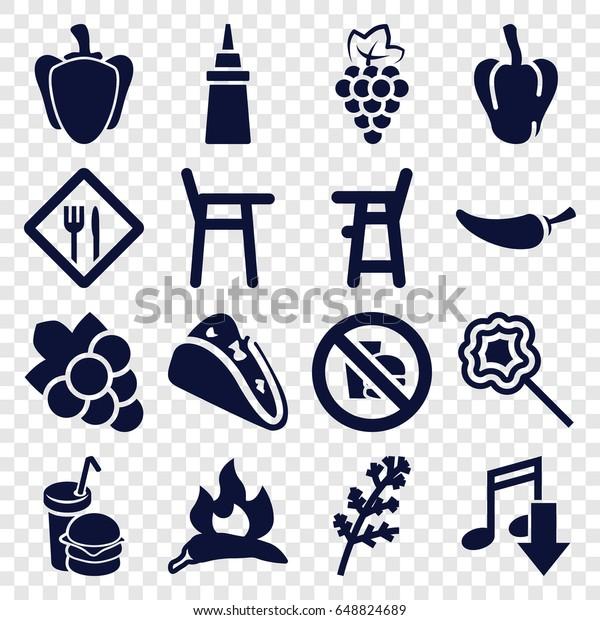 Terrific Eating Icons Set Set 16 Eating Stock Vector Royalty Free Download Free Architecture Designs Scobabritishbridgeorg