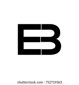 EB or E3 logo