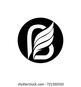eb letter logo