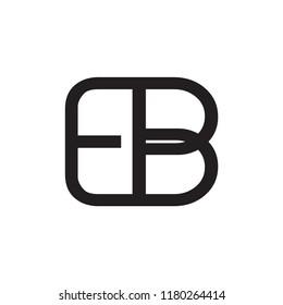 EB logo letter design