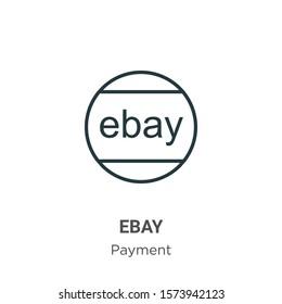 Ebay Logo Stock Vectors Images Vector Art Shutterstock