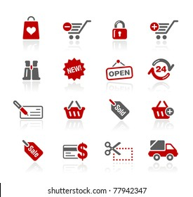 e-Business Icons// Redico Series
