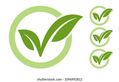 ECO checkmark icon