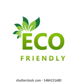 Eco Friendly Environment design vector illustration