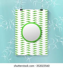 Eco Friendly Wallpaper Concept