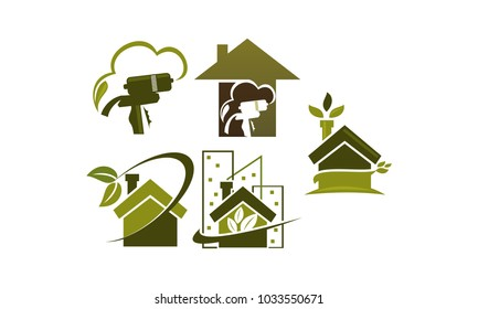 Eco Home Insulation Set