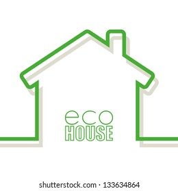 Eco House Banners