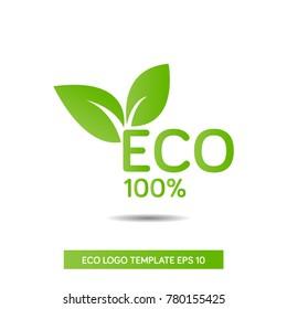 Eco Life Sticker