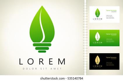 light bulb logo stock images royaltyfree images