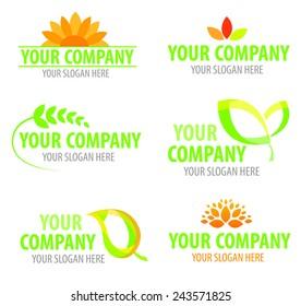 Eco logotype