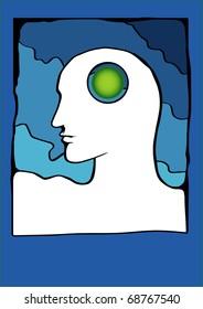 eco mind - concept art