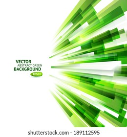 Eco technology background. Vector natural speed. Abstract wind.