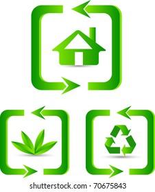 eco theme elements