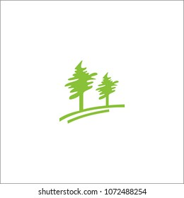 Eco tree hand with leaves, helping nature concept vector. Ecology logo. Green logo. Eco logo. Ecology concept. Tree icon. Recycle logo.
