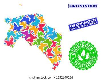Map Groningen Images, Stock Photos & Vectors | Shutterstock
