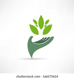 ecological environment icon