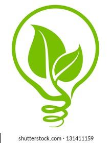 Ecological light bulb