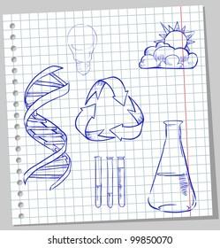 ecology sketch