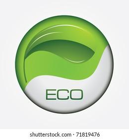 Ecology web button
