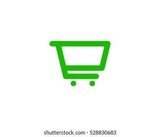 Ecommerce Letter Initial E Logo Design Template