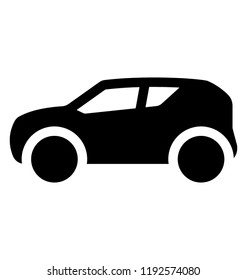 Economy vehicle known as subcompact car