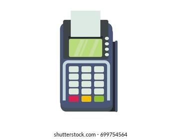 EDC machine simple illustration