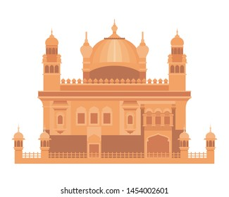 edification of amritsar golden temple and indian independence day