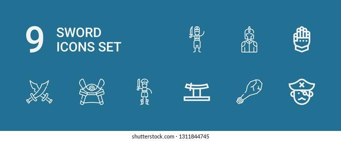 Knight Gauntlet Images, Stock Photos & Vectors | Shutterstock