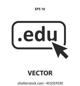 edu domain icon