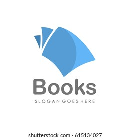 Education and book logo  vector