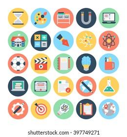Education & Knowledge Vector Icon 2