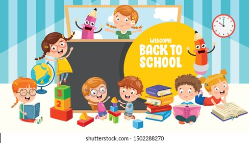 Education Of Little Preschool Children