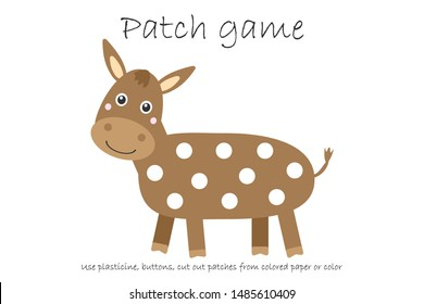 graphic relating to Donkey Pinata Template Printable known as Coloured Donkey Illustrations or photos, Inventory Pics Vectors Shutterstock