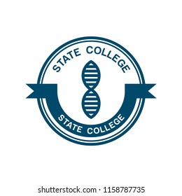 Education symbols for university and college school design