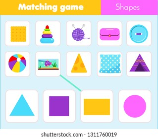 Everyday Shapes   Worksheet   Education additionally Shapes Worksheets Matching To  s 3d Real Life Objects For besides  moreover Solid 3D Shapes Worksheets also Matching Shapes Images  Stock Photos   Vectors   Shutterstock as well 3D Shape Matching Worksheet   All Kids  work in addition Solid 3D Shapes Worksheets as well Download And Print Worksheets Books Books Worksheet Year One also Math Worksheets Kindergarten likewise matching shapes worksheets together with  as well matching objects worksheets in addition Shape Match Shapes Matching Worksheets And Objects Activities Cover also Sorting And Matching Activities For Preers Pre further Matching Objects Worksheets Even Matching Similar Objects Worksheets together with Shapes Worksheets   Planning Playtime. on matching shapes to objects worksheets
