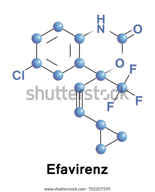 Efavirenz is an antiretroviral medication used to treat and prevent HIV and AIDS