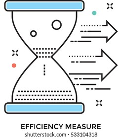 Efficacy Measure Vector Icon