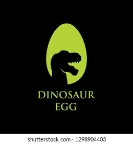 egg of dinosaur logo