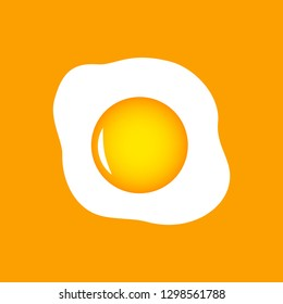 Egg vector icon
