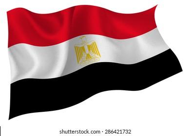 Egypt flag flag