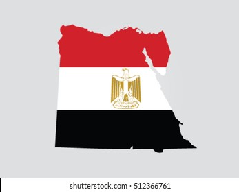 Egypt Map Territory
