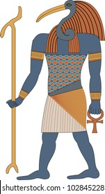 Egyptian Gods - Thoth