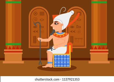 Man Sitting Throne Images, Stock Photos & Vectors | Shutterstock