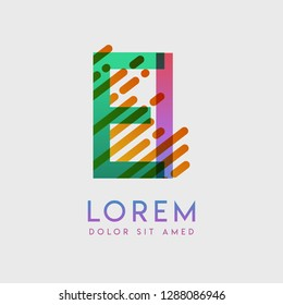 EI logo with the theme of galaxy speed and style that is suitable for creative and business industries. IE Letter Logo design for all webpage media and mobile, simple, modern and colorful