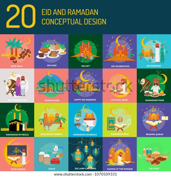 Eid and Ramadan Conceptual Design