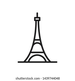 Eiffel Tower Icon Free Download Png And Vector