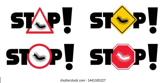 Beware Images, Stock Photos & Vectors | Shutterstock