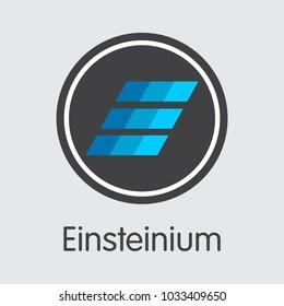 https://image.shutterstock.com/image-vector/einsteinium-blockchain-symbol-block-distribution-260nw-1033409650.jpg