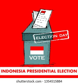 election day, poster