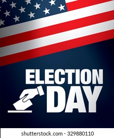 Election day. Third of November